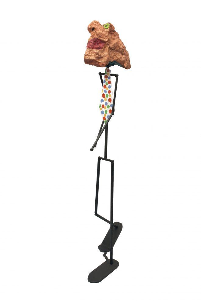 The happy walker